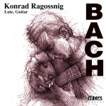 J.S Bach, K. Ragossing, Lute and Guitar