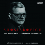 Works by D. Chostakovitch