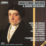 G. Rossini, Il Signor Bruschino