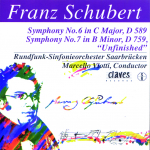 F. Schubert, Symphony No. 6 and 7