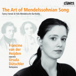 The Art of Mendelssohnian Song - Lieder