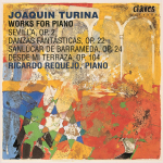 J. Turina, Works for Piano